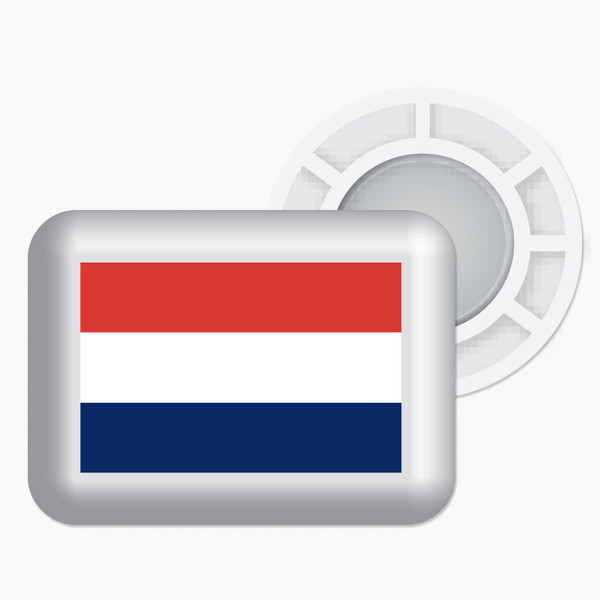 BibBits Nederlandse Vlag
