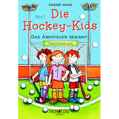 HockeyKids 1 Das Abenteuer beginnt TB